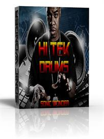Hi Tek Drum Kits  - Wave Samples - | Music | Soundbanks