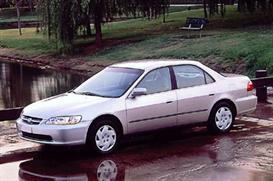 1998 Honda Accord Sedan MVMA Specifications | eBooks | Automotive