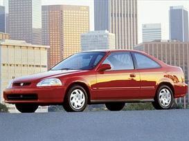 1998 Honda Civic Coupe MVMA Specifications | eBooks | Automotive