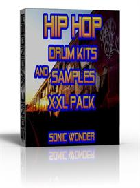 hip hop drum kits - instrument  samples xxl pack  - wave -