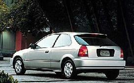 1998 Honda Civic Hatchback MVMA Specifications | eBooks | Automotive