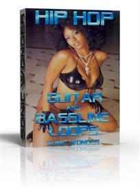 Hip Hop Guitar - Bassline Loops  - Wave Samples - | Music | Soundbanks