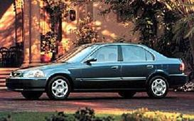 1998 Honda Civic Sedan MVMA Specifications | eBooks | Automotive