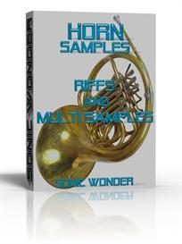 Horn Samples  -  Riffs - Single Notes  - Wave Samples - | Music | Soundbanks