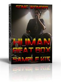Human Beatbox Sample Pack   - Wave Samples - | Music | Soundbanks