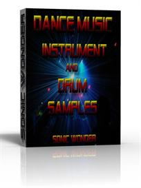 Instrument - Drum Sample Pack For Dance Music  -  Wav -  Reason  - | Music | Soundbanks