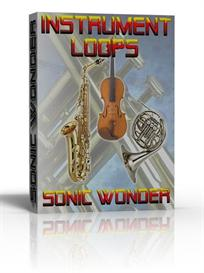 instrument loops sample pack - bass - flute - piano - rhodes - sax