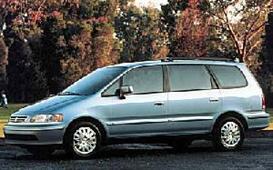 1998 Honda Odyssey MVMA Specifications | eBooks | Automotive