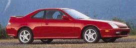 1998 Honda Prelude MVMA Specifications | eBooks | Automotive
