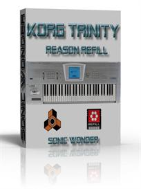 Korg Trinity  - Reason Refill  Nn- Xt | Music | Soundbanks