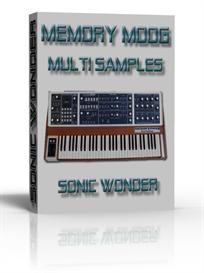 Memory Moog Multi Samples   - Wave - | Music | Soundbanks