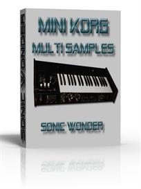 Mini Korg Samples Pack  - Wave -  - | Music | Soundbanks
