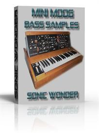 Mini Moog Bass Multi Samples  - Wave - | Music | Soundbanks