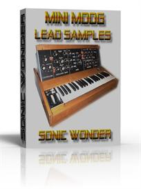 Mini Moog Leads  Multi Samples   -  Wave - | Music | Soundbanks