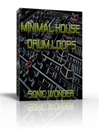 Minimal House Drum Loops  - Wave - | Music | Soundbanks