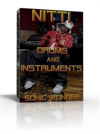 Nitti Drums - Sounds  -  Wave Samples - Instrument Soundfonts Sf2 - | Music | Soundbanks