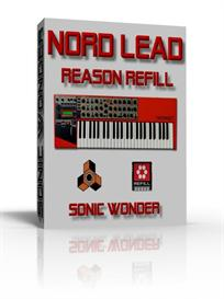 nord lead 3  - reason refill -