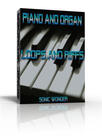 Piano - Organ  - Loops - Riffs -   Wave Samples  - Clavinet - | Music | Soundbanks