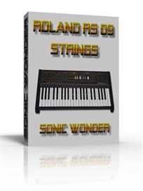 Roland Rs 09 - Strings Wave Multi Samples  -  Kontakt -   - | Music | Soundbanks