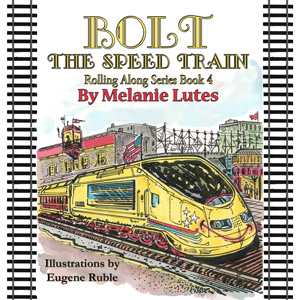 Bolt, the Super Train | eBooks | Children's eBooks