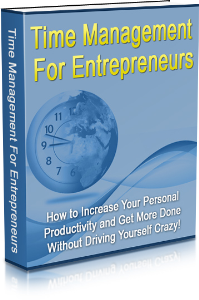e-book on time management