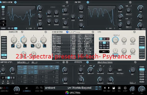 231-Spectral presets Hi-tech- Psytrance | Music | Soundbanks