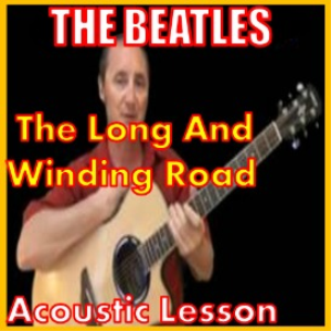 Learn to play The Long And Winding Road by The Beatles | Movies and Videos | Educational