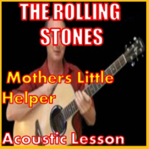 Learn to play Mothers Little Helper by The Rolling Stones | Movies and Videos | Educational