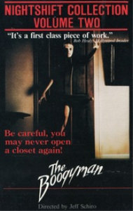 the boogeyman (audio book)