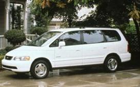 1997 Isuzu Oasis MVMA Specifications | eBooks | Automotive