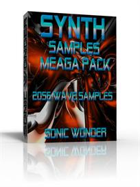 Synth Samples Mega Pack  -  Wave Samples - | Music | Soundbanks