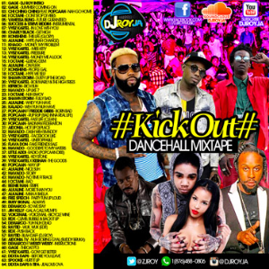 dj roy kick out dancehall mixtape 2015