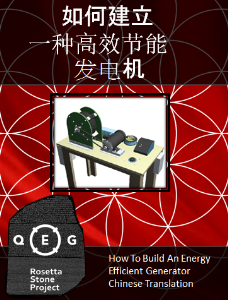 How To Build An Energy Efficient Generator (in Chinese) | eBooks | Technical