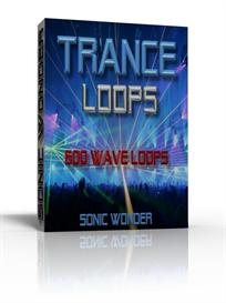 trance loops  - wave samples -