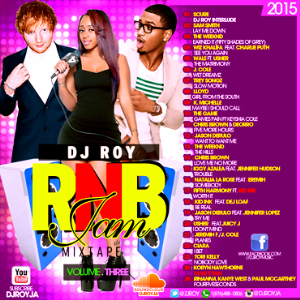 dj roy rnb jam mix vol.3