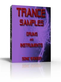 Trance Samples  - Single Drums - Instruments  -  Wave Samples - | Music | Soundbanks