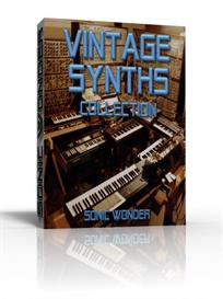 Vintage Synths Collection   - Wave Samples - | Music | Soundbanks