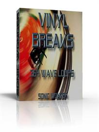 Vinyl Breaks  - Wave Drum Loops - | Music | Soundbanks