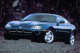 1997 Jaguar XK8 MVMA Specifiations | eBooks | Automotive