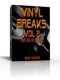 vinyl breaks vol 2     -  wave drum loops -   -