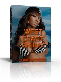 West Coast Drums  - Producer Wave Drums - | Music | Soundbanks
