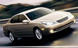 1997 Lexus ES300 MVMA Specifications | eBooks | Automotive