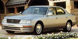 1997 Lexus LS400 MVMA Specifications | eBooks | Automotive