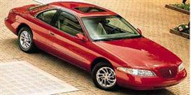 1997 Lincoln Mark VIII MVMA Specifications | eBooks | Automotive