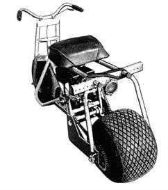 Motorized Bikes-Scooters-Mini-Bikes-Trail Bikes-Tote Gote Plans | eBooks | Technical