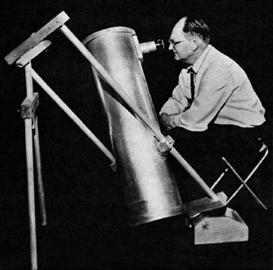 7 Vintage Telescope Plans plus Lens Grinding Rig plans | eBooks | Technical