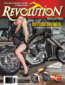revolution motorcycle magazine vol.33 francais