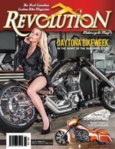 revolution motorcycle magazine vol.33 english