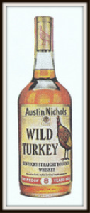 wild turkey magazine ads package