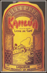 Kahlua Magazine Ads Package | Photos and Images | Entertainment